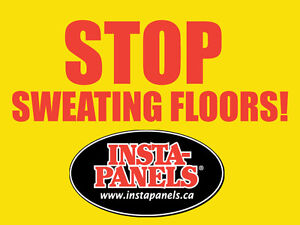 Why heat the concrete when all you need to do is insulate? Kitchener / Waterloo Kitchener Area image 2
