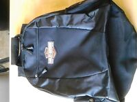Harley Davidson book bag