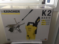 brand new boxed karcher pressure washer