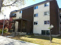 Single Level Apartment in Central Mcdougall