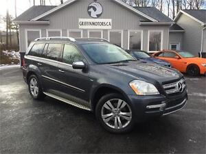 2010 Mercedes GL 350 Bluetec