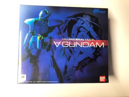 TURN A GUNDAM NEW MATERIAL MODEL FIGURE Bandai - 1999