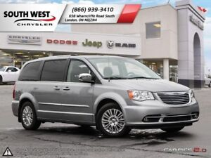 2015 Chrysler Town & Country | Limited | GPS | Heated Seats & Wh