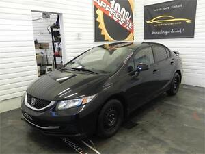 Honda Civic LX 2013* Bluetooth * Bancs chauffants/heat seat * M5