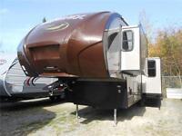 Caravane à sellette Forest River Phoenix 35BH 2014