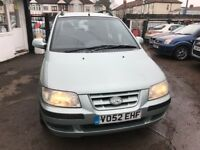 2003 Hyundai Matrix 1.6 GSi 5dr, GOOD RUNNER, CHEAP INSURANCE.