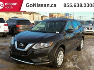 2018 Nissan Rogue S: Blind Spot Warning, Heated Front Seats, Rea