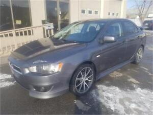 2011 Mitsubishi Lancer limited Cuir Comp. pack autoarcade.ca