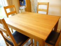 Lara Ashley Oak Dining table