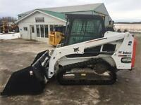 2015 Bobcat T450 tracked skid steer Edmonton Edmonton Area Preview