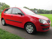 2009 (09) Volkswagen Polo 1.2 (60ps) E FINANCE ARRANGED £0 DEPOSIT