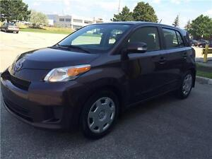 2011 Scion XD Power Group