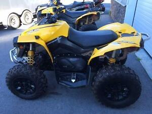 2014 Can Am Renegade 800 only 149km