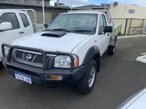 2011 Nissan Navara DX Manual Ute Mira Mar Albany Area Preview