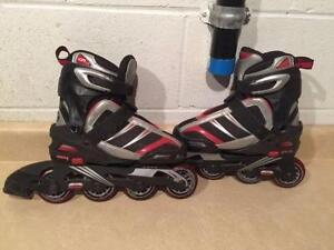 Boys FireFly SP 175 Abec 3 Adjustable Rollerblades Size 2-5
