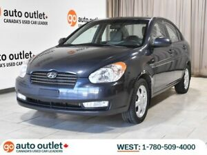 2011 Hyundai Accent GLS Auto, Sunroof, Heated Seats