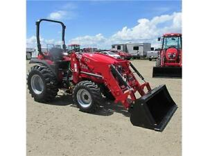 New TYM T354 - 35 HP Ranch Tractor w. ROPS & Front Loader Edmonton Edmonton Area image 14