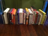 Large lot of 23 Business Audio Books