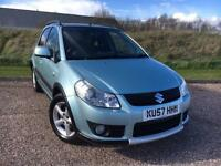 Suzuki SX4 1.6 DDI DIESEL 2007 57 *GREAT CAR, CHEAP TO RUN, NEW MOT*
