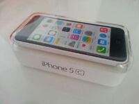 iPhone 5C Blanc 16GB dansla boite **Telus-Koodo-pub mobile**