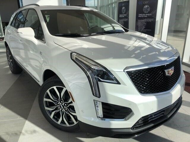 2021 Cadillac XT5 Sport in White | Cars & Trucks ...