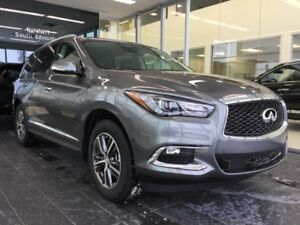2018 Infiniti QX60 EXECUTIVE DEMO, LUXURY PACKAGE