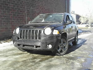 2008 Jeep Compass LTD 4X4 118K $5995.00