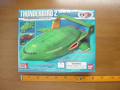 BANDAI Thunderbird-2 TB-2 Model Kit 2004 MADE IN JAPAN