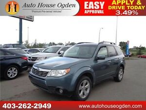 2010 Subaru Forester 2.5X Sport AWD, Nav 90 DAYS NO PAYMENTS