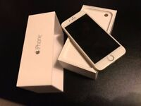 IPhone 6 64Gb Gold Color Unlocked Excellent Condition As like New with Box