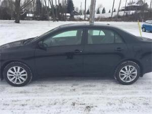 09 COROLLA CERT TAXS WARRANTY ALL INCL IN THIS ONE PRICE 4746.00