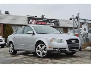 2005 Audi A4 2.0T 4 Cylinder Automatic Low Km's Clean Carproof