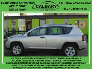 2014 Jeep Compass Sport *$28 DOWN  EVERYONE APPROVED*