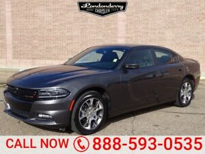 2015 Dodge Charger AWD RALLYE Accident Free,  Navigation (GPS),