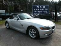 BMW Z4 2.0i 2005MY SE Roadster