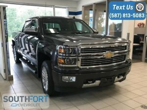 2014 Chevrolet Silverado 1500 High Country 6.2L|Crew|NAV