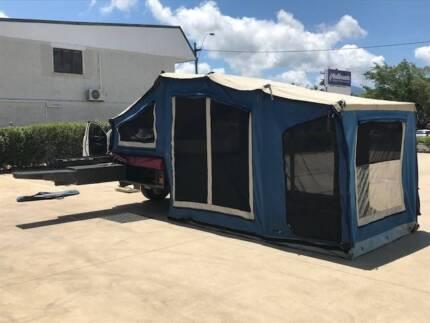 Camper Trailer Excellent Condition Bentley Park Cairns City Preview