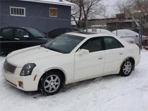 SOLD..2004 Cadillac CTS $3995 firm  MIDCITY WHOLESALE