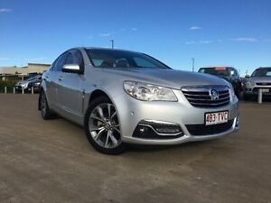 2013 Holden Calais VF MY14 Silver 6 Speed Sports Automatic Sedan Garbutt Townsville City Preview