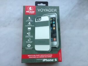 New Pelican VOYAGER iPhone 6 6s Military Case With Holster