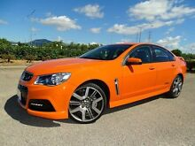 2014 Holden Commodore VF SS Orange 6 Speed Manual Sedan Vincent Townsville City Preview