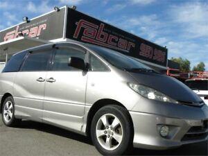 2004 Toyota Estima ACR30 Silver Automatic Wagon Perth Perth City Area Preview