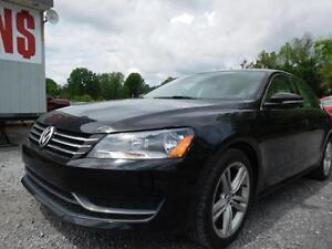 2012 VW Passat *** Pay Only $61.30 Weekly OAC ***
