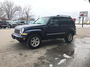 2005 Jeep Liberty Limited London Ontario image 3