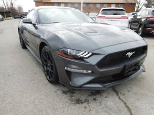 2018 Ford Mustang 2DR FASTBACK ECO