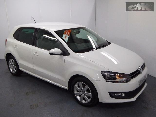 volkswagen polo match edition white manual petrol 2013 in penylan cardiff gumtree. Black Bedroom Furniture Sets. Home Design Ideas