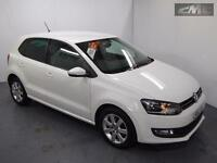VOLKSWAGEN POLO MATCH EDITION, White, Manual, Petrol, 2013