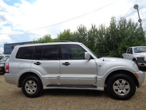 2003 MITSUBISHI MONTERO XLS SPORT-3.8L V6-4X4-DRIVES EXCELLENT