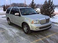 2006 Lincoln Navigator Ultimate - 5.4L - Loaded - Heated Leather