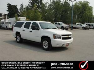 2009 CHEVROLET SUBURBAN 1500 LS LOADED 4X4